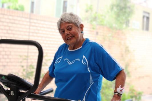 María del Carmen Muñoz Torres (84 años)